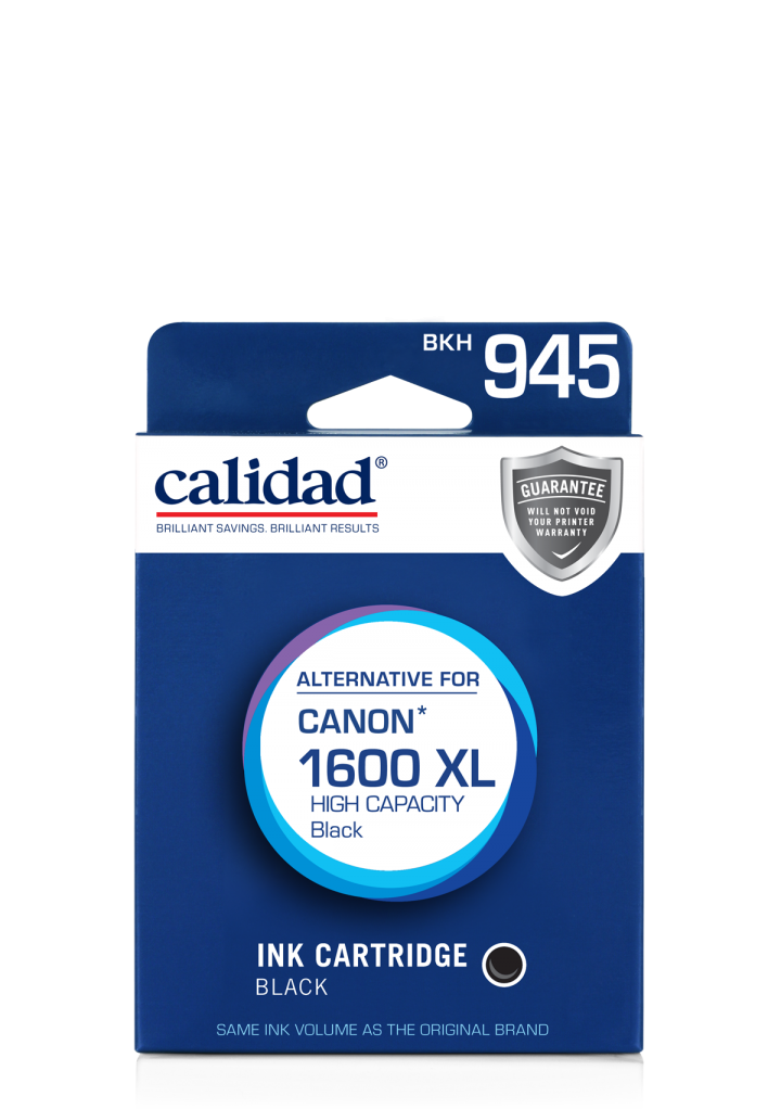 Calidad alternative for CANON PGI1600 XL Black